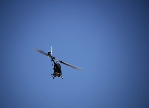Helicopter Flight Testing