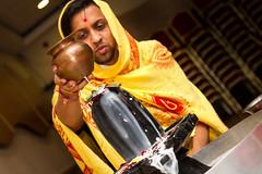 Shree Swaminarayan Mandir - Dharma Bhakti Manor -  Shivratri 2017078 (Dharma Bhakti Manor) Tags: shivratri maha sivaratri shivaratri sivarathri hindu festival lord shiva shiv pooja poojan linga shivling lingam mahadev bilva bael year utsav rudra abhishek