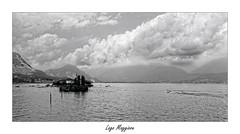 Lago Maggiore (jldum) Tags: lac lake landscape landscapesdreams beacheslandscapes italie italia piémont lacmajeur lagomaggiore ciel orage flickrelite