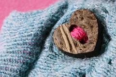 Macro Mondays - Heart (that Geoff...) Tags: macromondays hearts valentinesday valentine love romance cardigan button canon 70d closeup knitwear whitestuff explored