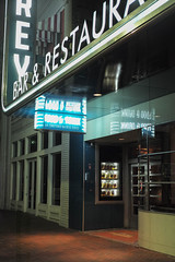 The Grey, Savannah, Georgia, USA (Plan R) Tags: restaurant bar neon grey savannah night leica m 240 noctilux