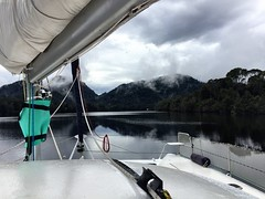 Exploring the Gordon River