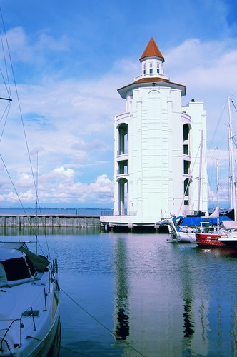 The Straits Quay Lighthouse