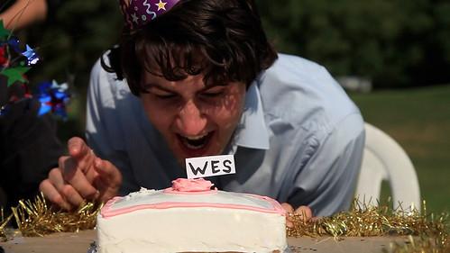 Evil Grin Gift Box Episode 10 - Emissions Check: Wesley's Cake