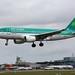 EI-EPT Aer Lingus Airbus A319-111