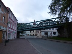 Teplice nad Metuj (Polek) Tags: architecture europa europe overpass structure architektura czechy wiadukt liveblog budowla kralovehradecky teplicenadmetuji
