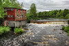 Abandoned Mill (sminky_pinky100 (In and Out)) Tags: old red canada abandoned water river landscape flow wooden pretty novascotia scenic ruraldecay southshore weir fallingdown urbex abandonedmill omot cans2s masterclassexhibition masterclasselite thenewmasterclass
