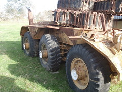 SALADIN? (sandy1618) Tags: vintage military artillery trucks tanks