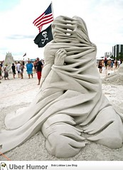 Sand Sculpture (sxairel) Tags: funny lol humor best jokes fail
