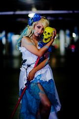 Lujei Piche - 10 (crimsonyte) Tags: cosplay ax animeexpo ax13 grimgrimoire lujeipiche misswendybird