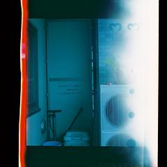 Rolleiflex4x4 (sunuq) Tags: 127film fujicolor babyrollei rolleiflex4x4 160ns  fujicolorpro160ns  4x4  grayrollei 127