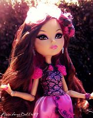 Sometimes You Gotta Find It On Your Own  (RainbowDoll489) Tags: new pink sleeping summer cute fall beauty fashion rebel high princess daughter royal fantasy after ever briar 2013 rainbowdoll489
