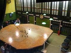 ops room, RAF Uxbridge bunker (looper23) Tags: uk england london britain july battle bunker ww2 base raf uxbridge 2013