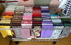 Fabric, fabric, fabric! (Dona Minúcia) Tags: art colors pattern arte sewing crafts collection fabric cor tecido costura coleção trabalhomanual trabalhosmanuais