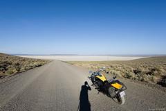 Road to Alvord (User ID: Brad) Tags: road oregon desert fields gravel alvorddesert alvord drylakebed