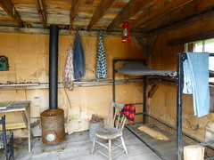 Lumber camp bunkhouse (ctcrankees) Tags: westvirginia steamtrain cassscenicrailway