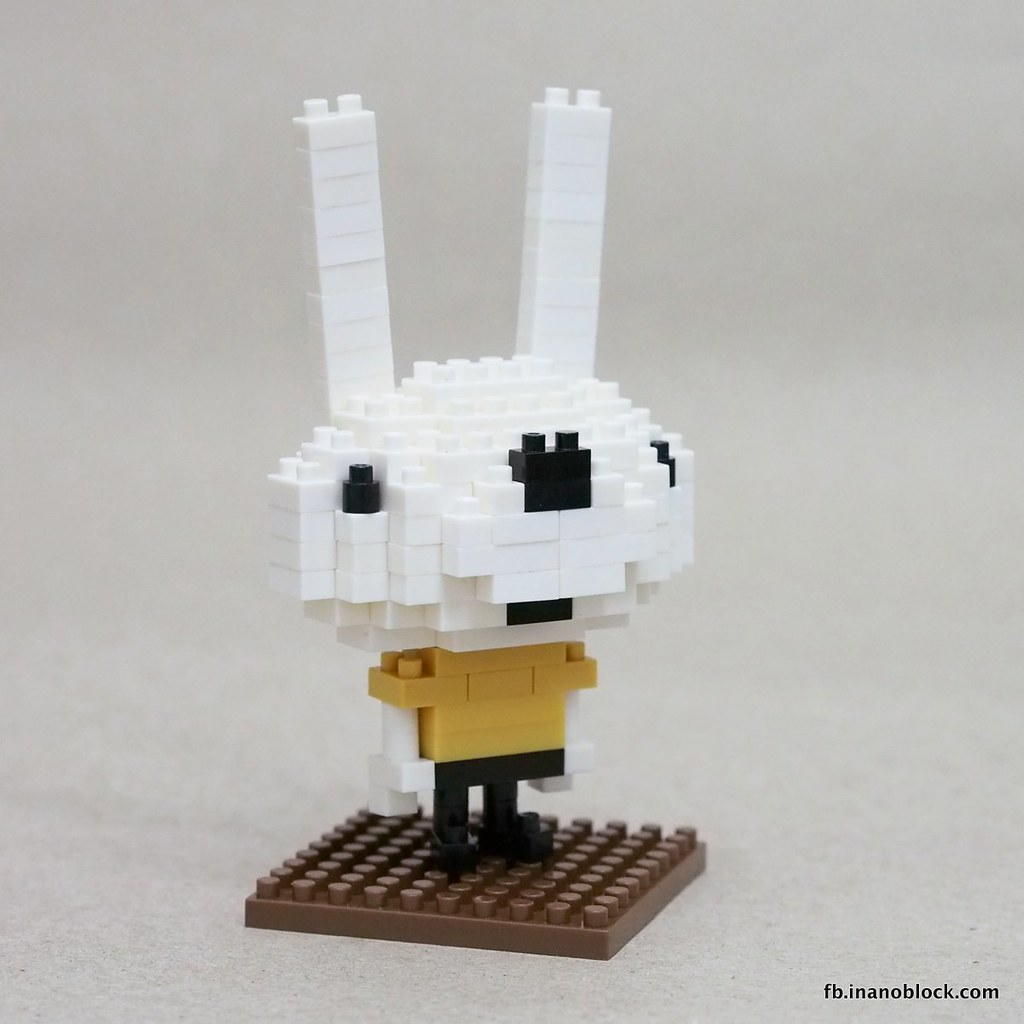 The Worlds Best Photos Of Bunny And Nanoblocks Flickr Hive Mind