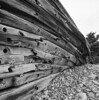 Swiks 6 (schoeband) Tags: bw 120 6x6 film mediumformat sweden schweden shipwreck sverige rodinal seashore kodaktmax400 öland hasselblad500cm naturreservat swiks vraket