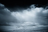 clouds and fields (Jon Downs) Tags: blue trees sky bw cloud white black tree art field clouds digital canon downs landscape ir photography eos photo jon flickr artist photographer image picture pic photograph infrared 400d jondowns