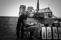 P1030310 (31Martina) Tags: people white black paris moulin rouge long exposure artist tour eiffel montmartre coeur sacre parigi