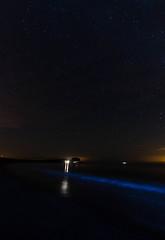 Dunaverty at Night (rsthomas9) Tags: beach night stars scotland nikon astro fisheye 16mm southend kintyre milkyway d600 dunaverty