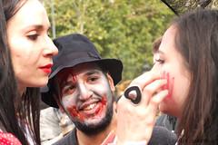199 (caroleguermeur) Tags: zombiewalk
