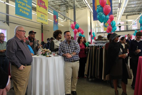 Out of the Closet Columbus Grand Opening Weekend (10/19/13)