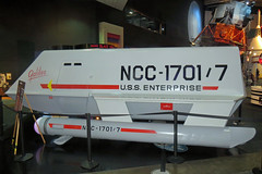 Shuttlecraft Galileo (Flagman00) Tags: startrek television studio tv series enterprise uss prop spacecraft starship paramount ncc1701 orbiter galileo7 shutlecraft