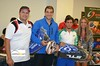 "nico moral y leandro del negro padel subcampeones 1 masculina torneo steel custom en fuengirola hotel myramar octubre 2013 • <a style=""font-size:0.8em;"" href=""http://www.flickr.com/photos/68728055@N04/10447920043/"" target=""_blank"">View on Flickr</a>"