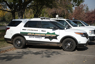 Butte County Sheriff New Graphics