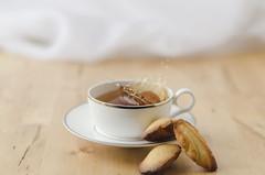 Photo Occupation - Food photography (AurélieBellacicco) Tags: food tea madeleines