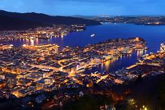 Norway: Bergen (ovofrito) Tags: sea panorama mountains nature beautiful norway landscape nikon paradise north lakes norwegen noruega fjord bergen scandinavia flm d800 rosendal