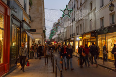 Paris in the evening (stshank) Tags: christmas france marais paris excursion light lights