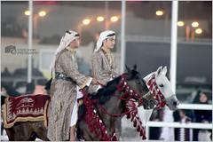 (✿.. إحڛآڛ دنـۑآ) Tags: qa qatar qat الكويت البحرين عمان قطر السعودية 18dec خيل فرس اليومالوطني flickrandroidapp:filter=none