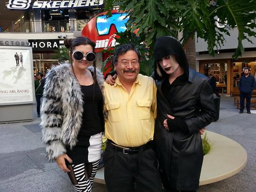 venice beach freakshow asia morgue dating