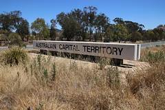 State/Territory Border (John Billing) Tags: canon john eos australia nsw billing canberra act 70d