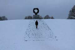 IMG_2843 (domenicajosefina) Tags: life snow men oslo norway alone nowhere memories theend end