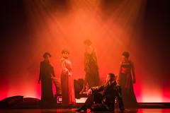 AIDA Show (Fotograf aus Passion.) Tags: show light orange colour rot alex licht concert colourful alexander konzert farbe aida bühne alpha4 darsteller harbich