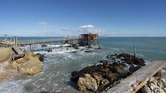 [AA0536]* 2014/02/11_002 (sdb66) Tags: sea italy water italia day mare outdoor ch abruzzo adriatico costaadriatica mareadriatico roccasangiovanni nikkorafs1735mmf28d nikond800e pwpartlycloudy