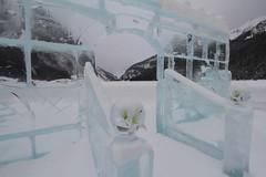 Lake Louise road trip (davebloggs007) Tags: park lake canada castle ice louise national alberta banff sculptures