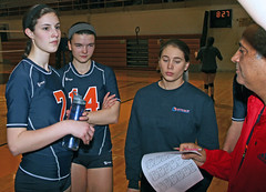 IMG_9925-01 (SJH Foto) Tags: girls orange colour club contrast photoshop lens team tournament volleyball editing rox tamron huddle rendering synergy pp pregame boost postprocessing superwide f3545 1024mm