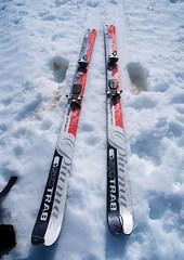 Snowboarding en Gorbea