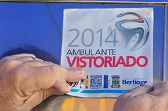 SELO 2014 - AMBULANTE (Prefeitura de Bertioga) Tags: bertioga selo 2014 ambulante abastecimento vistoria orlandini
