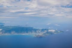 East Oahu (rnakama_photos) Tags: hawaii oahu kaneohe hanaumabay fromtheair kokohead eastoahu