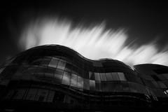 The Sage, Gateshead (Jake Cook) Tags: longexposure blackandwhite architecture clouds creative gateshead lee quayside thesage ndgrad leebigstopper 09se