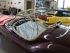 Jaguar XK 140 Montage