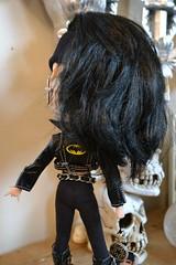 Andy likes Batman :)