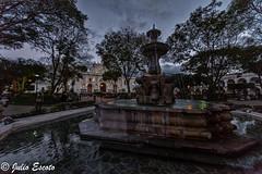 Fuente de las Sirenas (Julio Escoto) Tags: park parque water fountain agua guatemala fuente antiguaguatemala