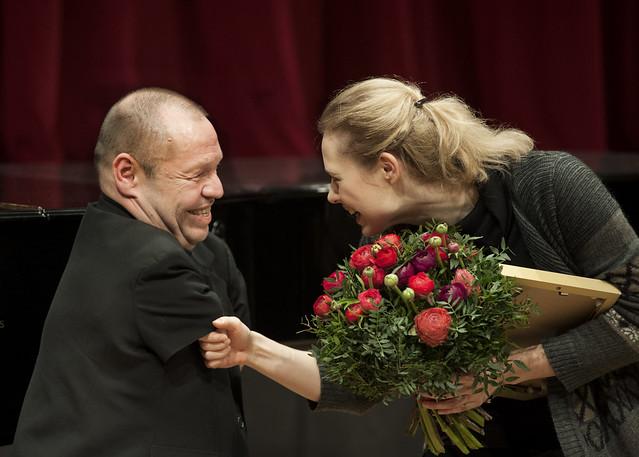 Thomas Quasthoff & Nathalie Mittelbach © Martin Walz