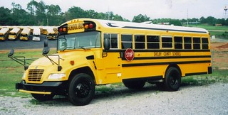 TENNESSEE BLUE BIRD BUS - SHELBY COUNTY SCHOOLS